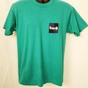 Direct 1 Men's Vintage Short Sleeve Shirt Large